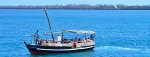 Wasini Dhow Day Tour Mombasa