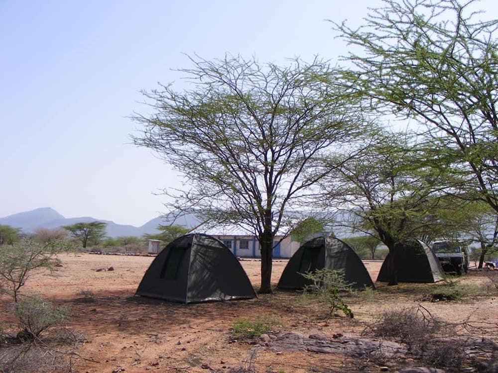 3 day basic camping Masai Mara
