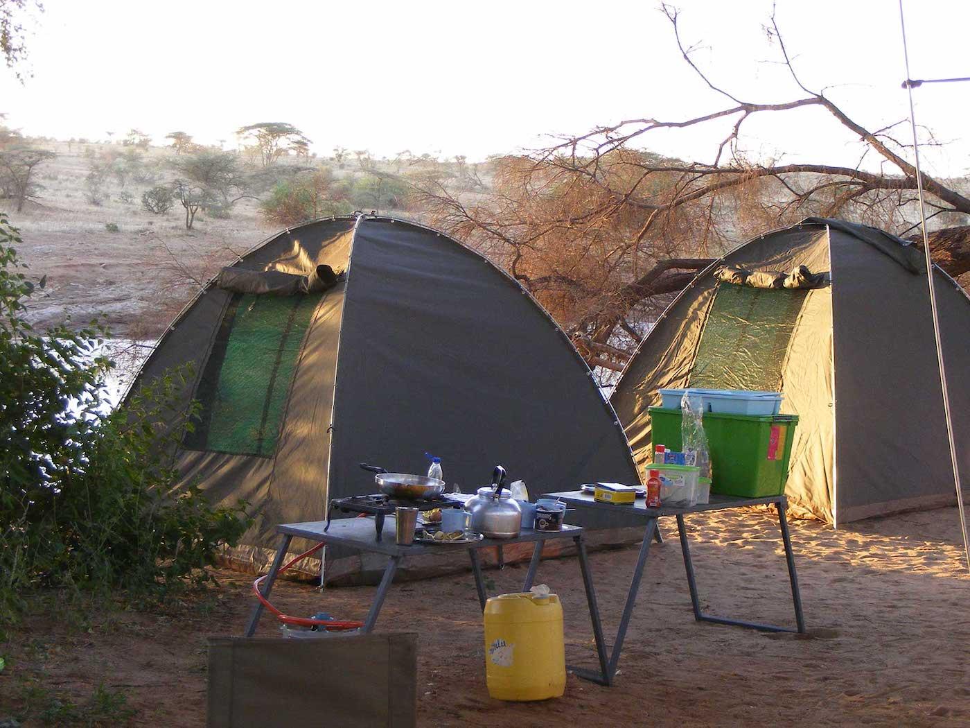 3 days camping safari masai mara