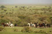 Chyullu Hills Kenya Horseback Safari