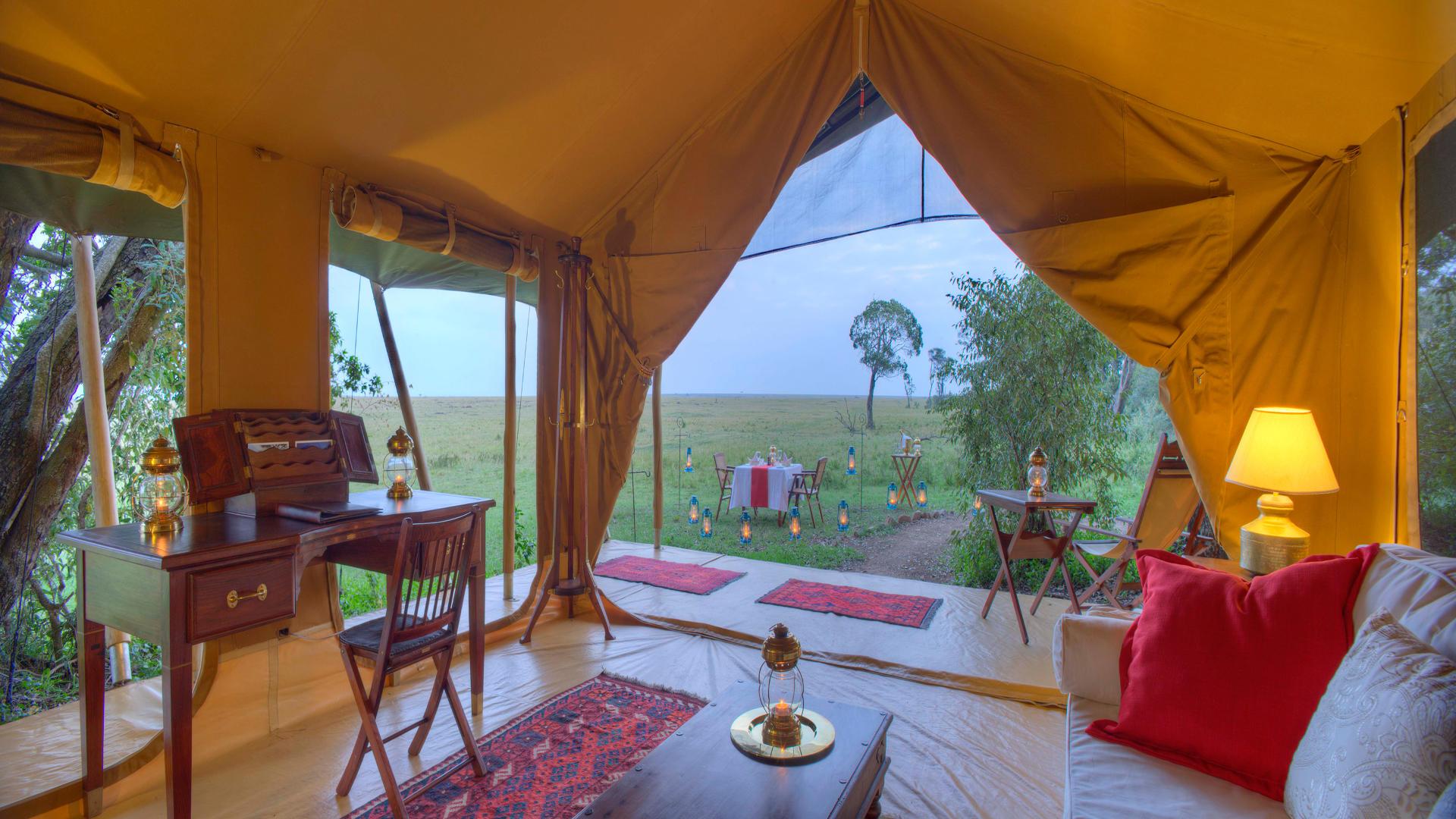 7 Day Kenya Honeymoon Safari Masai Mara