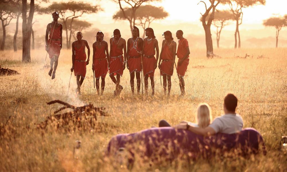 14 days Kenya honeymoon safari and beach
