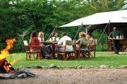 Kenya Safari Luxury Tented Camp