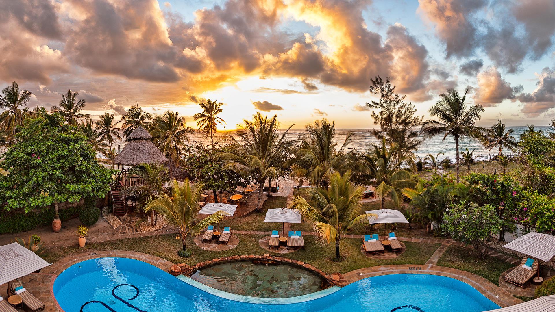 11 Days Kenya Honeymoon Safari and Beach