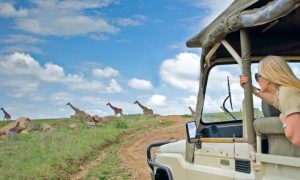 travelling with family Kenya
