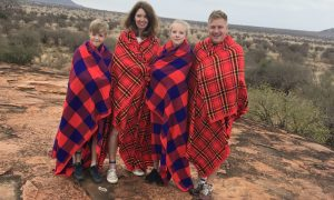 11 Days Family Safari in Kenya