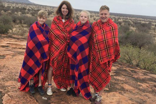 11 Days Family Safari in Kenya
