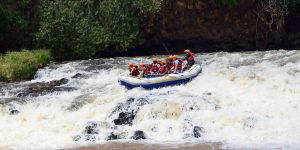 water rafting kenya