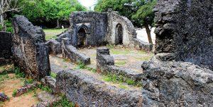 Jumba la Mtwana Ruins Mombasa