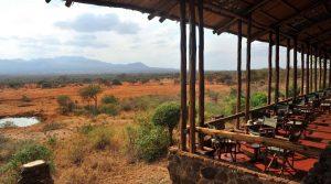 Kilaguni Serena Lodge Tsavo West