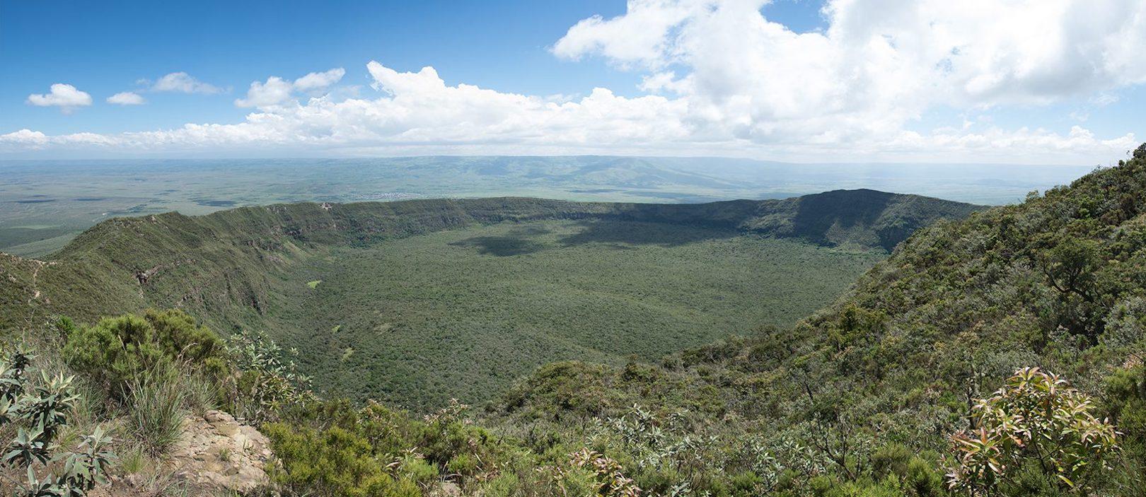 Mount Longonot National Park, Kenya