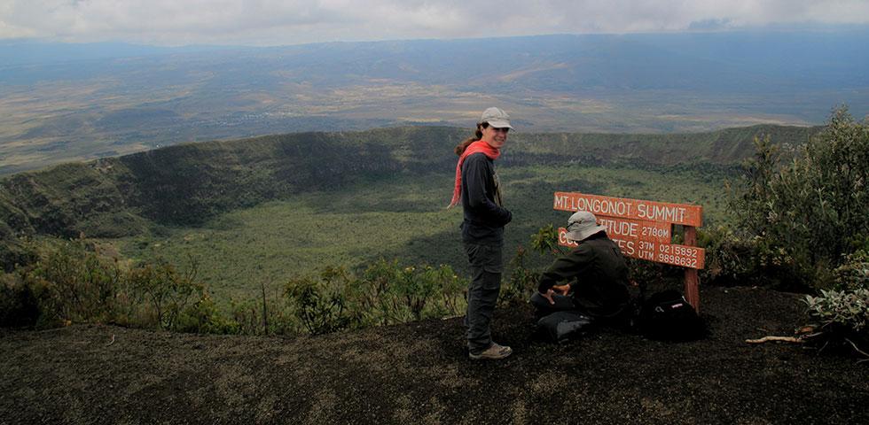 Mount Longonot Hiking