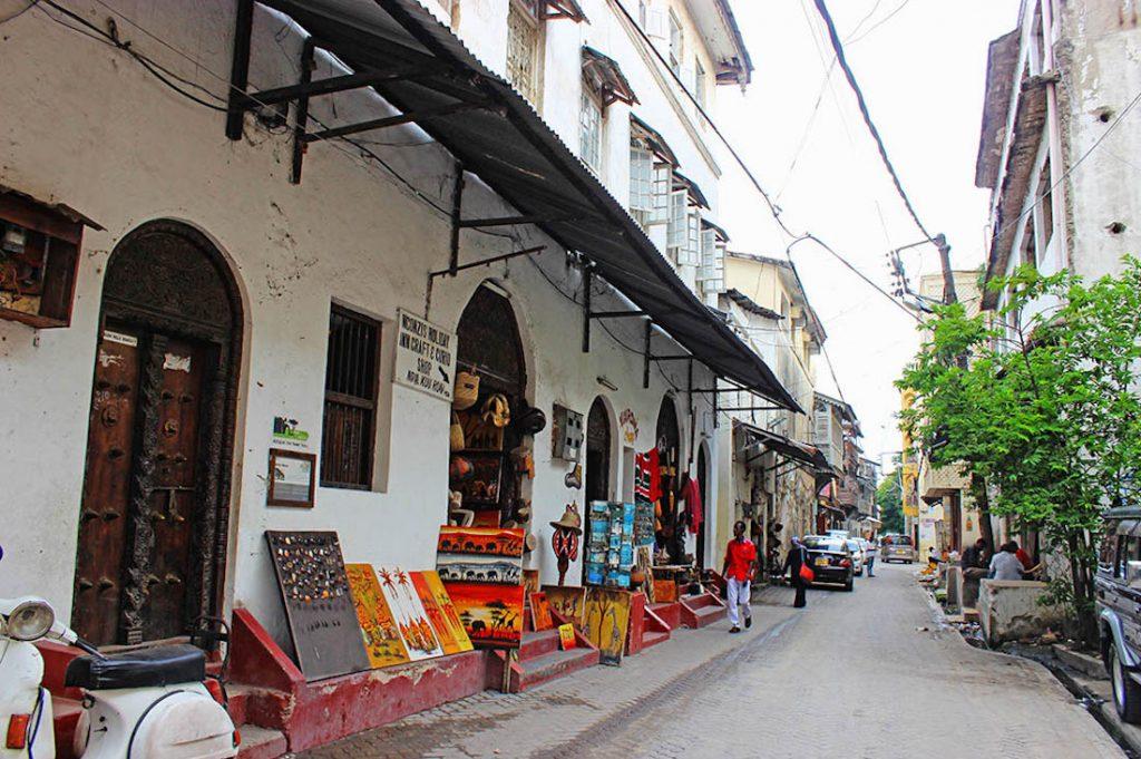 Old Town Mombasa Kenya