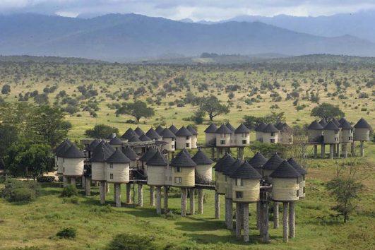 3 day safari Mombasa Kenya